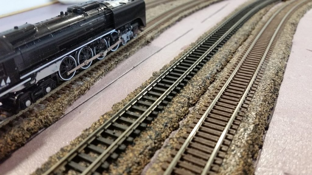 NEW MODEL RAILROAD BUILD PART 4: LAYING THE track and wiring ... on
